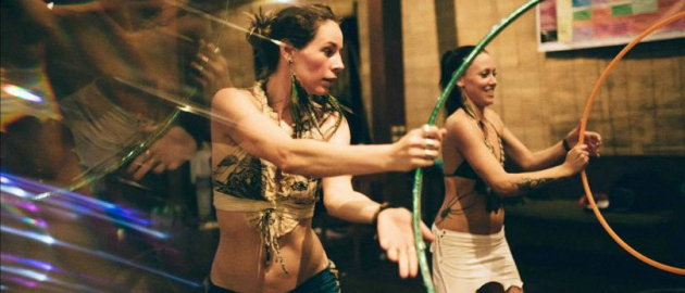 [STAGE] Weekend Hoopdance avec Babz Robinson 8-9/08/2015