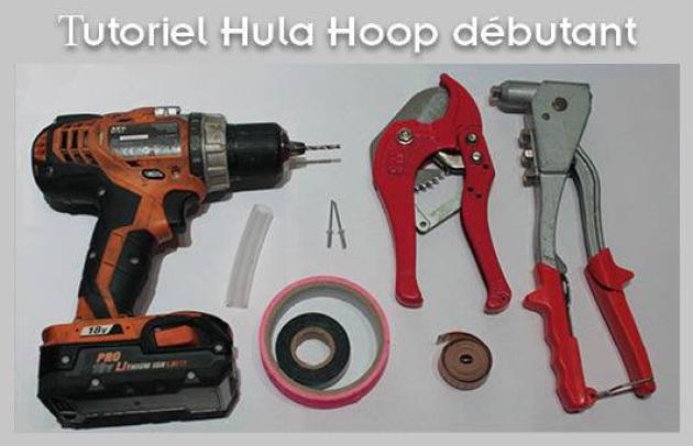[DIY] Fabriquer un Hula-Hoop débutant