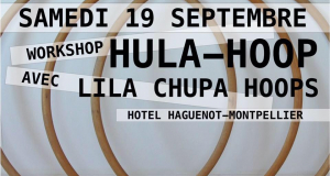 [Initiation] Hoopdance à Montpellier 19/09/15