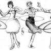 HISTOIRE du Hula-Hoop et de la Hoopdance