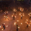 [VIDEO] Fire Hoop Flashmob