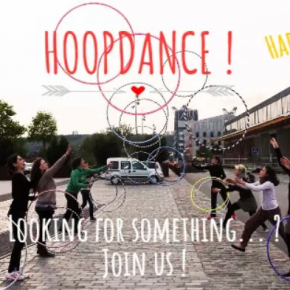 Cours de Hoopdance en France 2017-2018