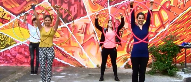 [COURS] Twin Hooping avec Lila Chupa-Hoops