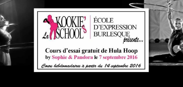 [COURS] Rentrée Hoop à Bordeaux