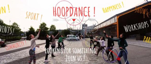 Cours de Hoopdance en France 2017-2018